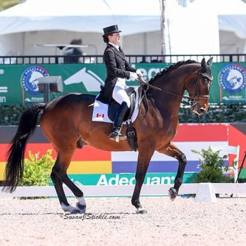 Trussell and Anton Continue Dominance in Large Tour Competition at AGDF