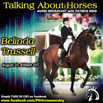 Interview with Patrick King Horsemanship