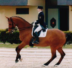 Saumer 2004 Belinda Trussell Royan II