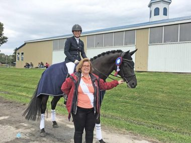 Canadian Eastern Dressage Championships-Wow!